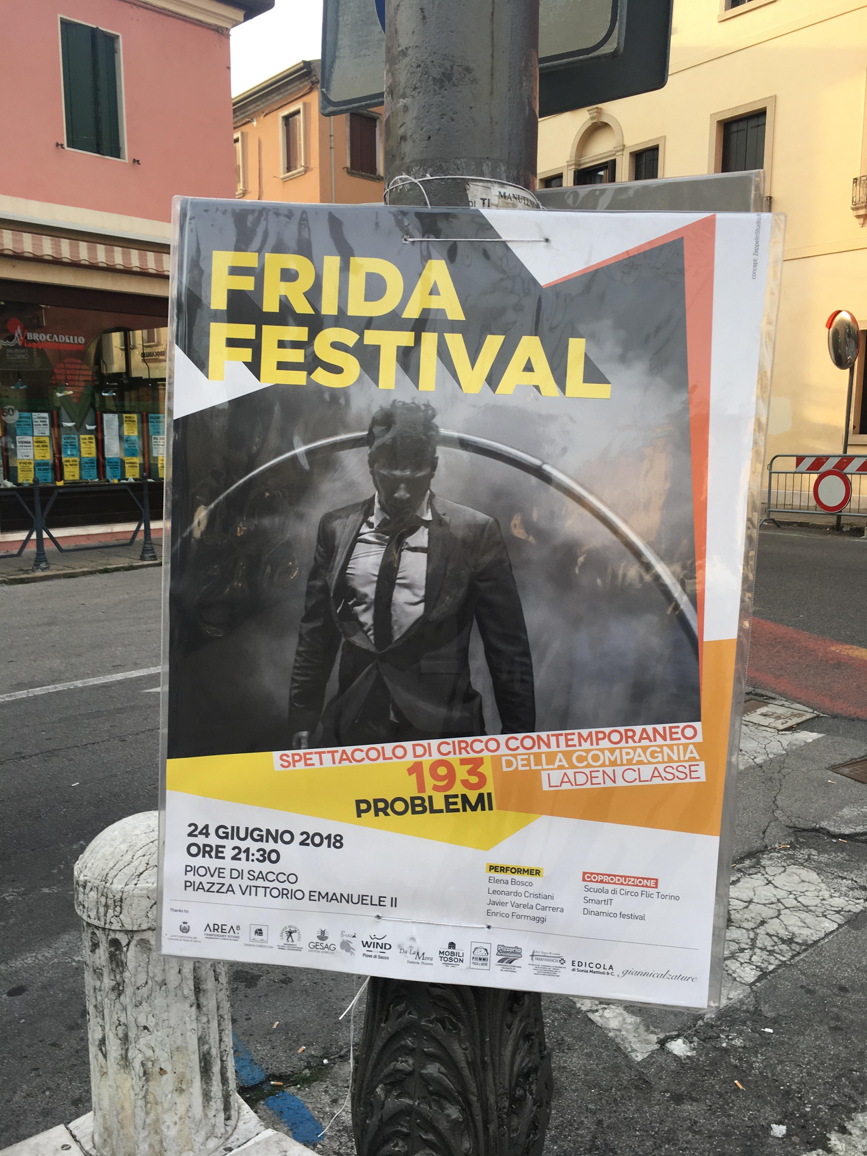 Laden Classe @Frida Festival 24 giugno 2018